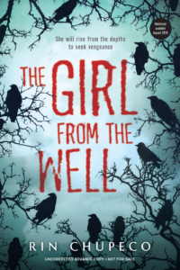The Girl from the Well US paperback cover Rin Chupeco Sourcebooks Fire