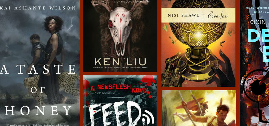 Girls in Capes Recommends: Fall 2016 Adult SF/F Releases