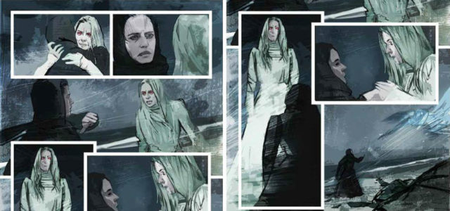 REVIEW: Penny Dreadful, the Comic