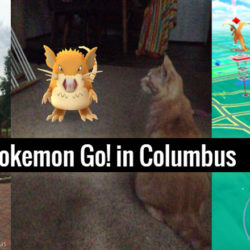 Pokemon Go in Columbus