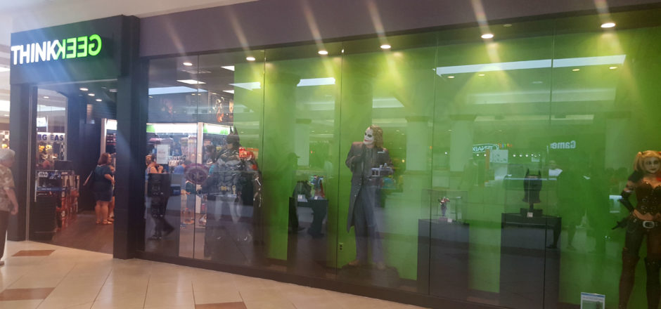 Check Out ThinkGeek's New Raleigh Storefront!