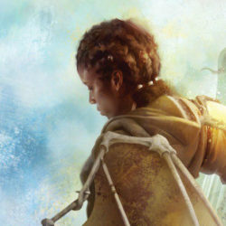Book Club: UPDRAFT by Fran Wilde (with the author!)