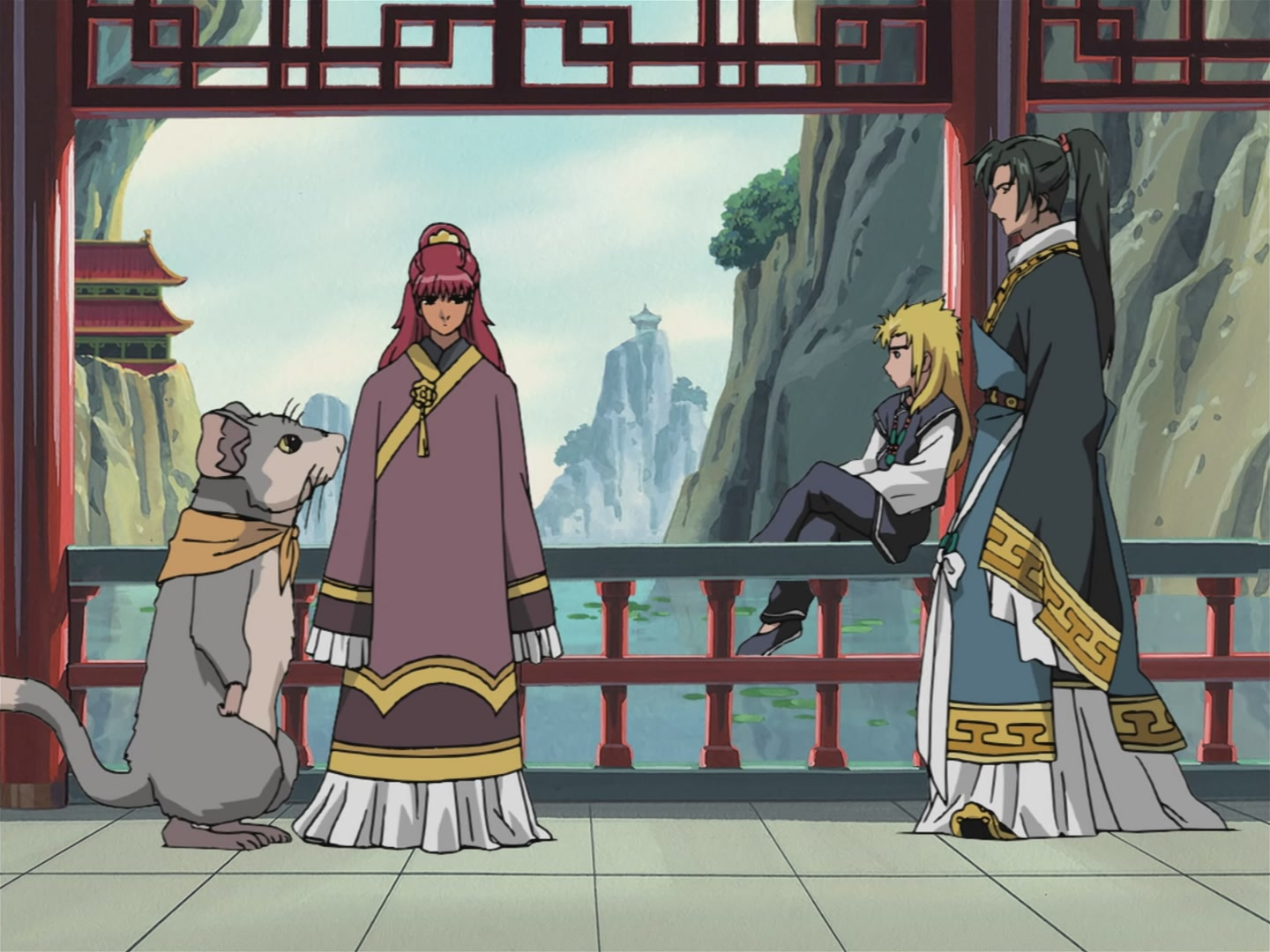 Staying Inspired in Dark Times with Fuyumi Ono's The Twelve Kingdoms