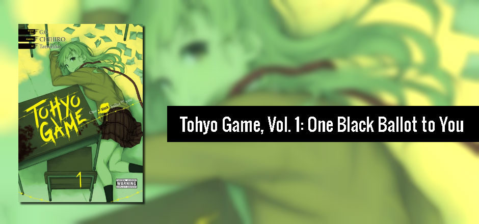 REVIEW: Tohyo Game, Vol. 1