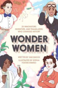 book holiday gift guide 2016 wonder women sam maggs