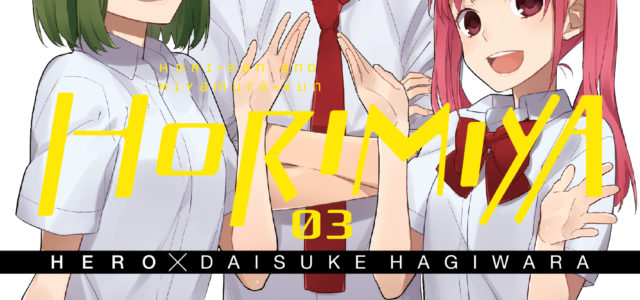 REVIEW: Horimiya, Vol. 3