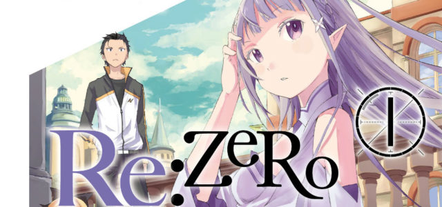 REVIEW: ReZero, Vol. 1