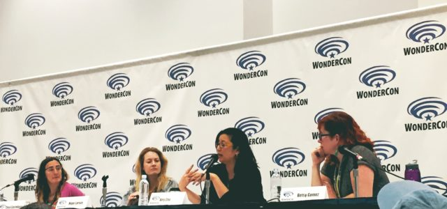WonderCon 2017: She Changed Comics Panel