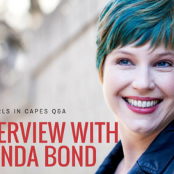 Third Time's a Charm: A Q&A with Gwenda Bond
