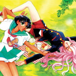 REVIEW: Revolutionary Girl Utena Complete Deluxe Box Set