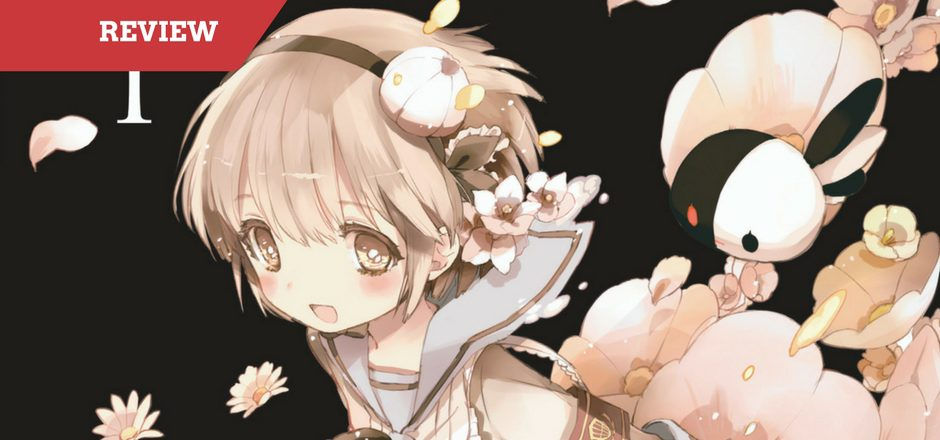 REVIEW: Magical Girl Raising Project, Vol. 1