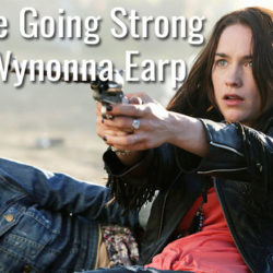 Sisters are Going Strong in Syfy's Wynonna Earp