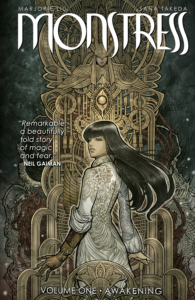 Monstress, Volume One by Marjorie Liu and Sana Takeda