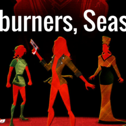 REVIEW: Bookburners Season 3, Episodes 1-4