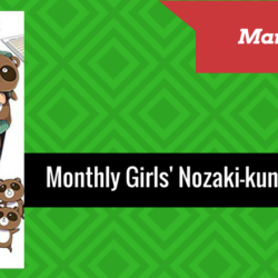 REVIEW: Monthly Girls' Nozaki-kun, Vol. 5