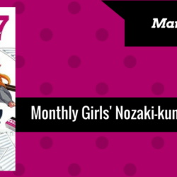 REVIEW: Monthly Girls' Nozaki-kun, Vol. 7