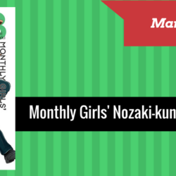 REVIEW: Monthly Girls' Nozaki-kun, Vol. 8