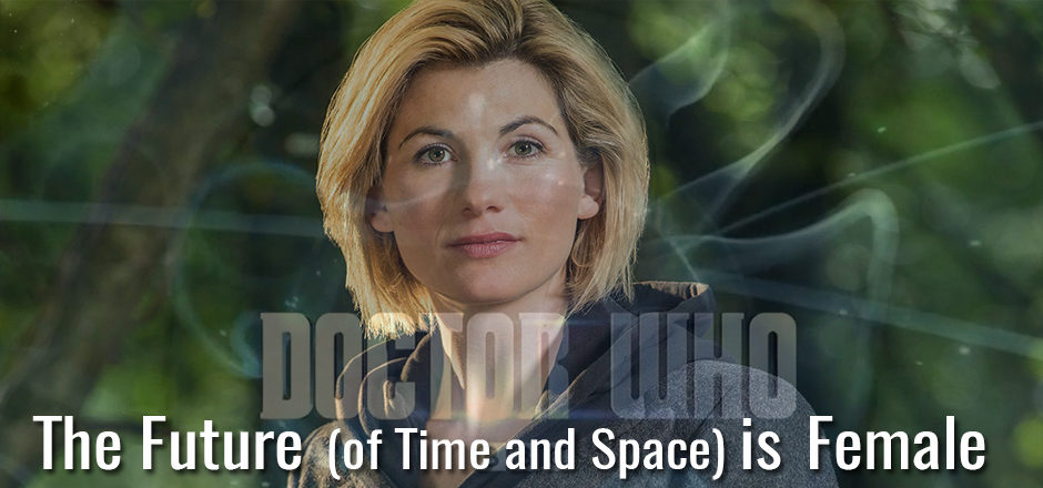 The Future (of Time and Space) is Female
