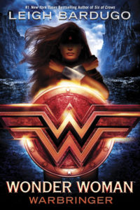 Cover for Wonder Woman: Warbringer by Leigh Bardugo