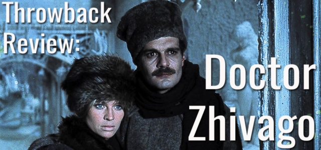 Film Review: Doctor Zhivago - YouTube