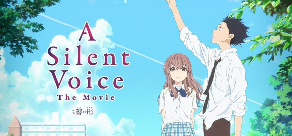 Anime At The Movies – REVIEW: 映画 聲の形 A Silent Voice The Movie