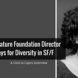 Speculative Literature Foundation Director Opens Gateways for Diversity in SF/F