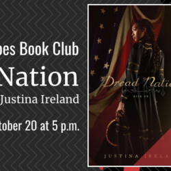 Book Club: DREAD NATION by Justina Ireland